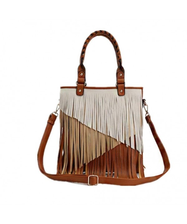 Multi Fringe Womens Handbag Crossbody