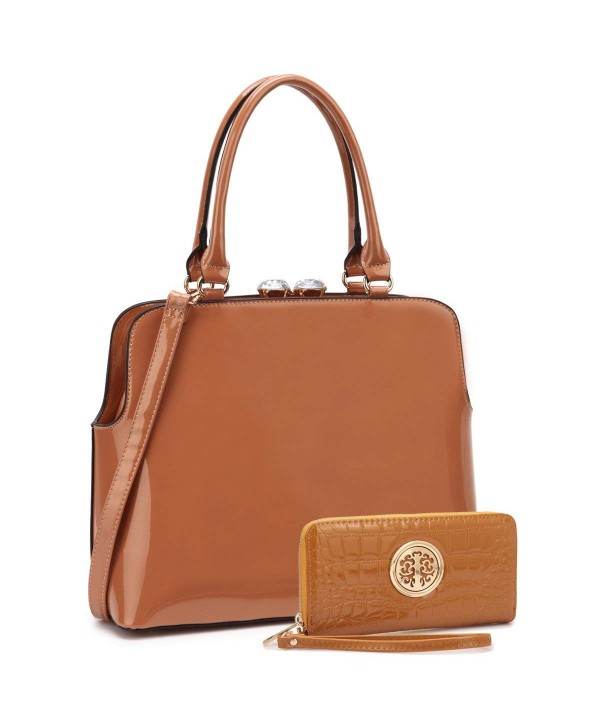 Dasein Designer Handbags Shoulder Rhinestone
