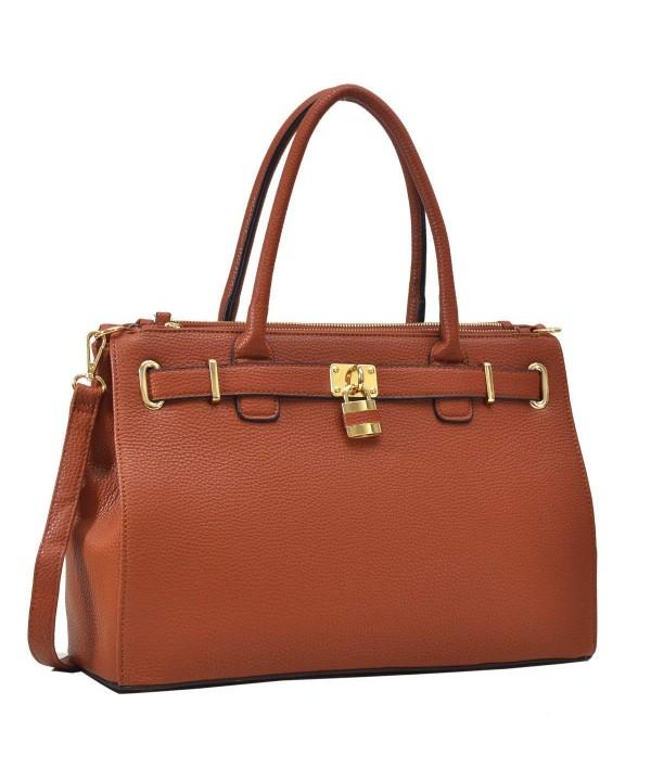 Dasein Satchel Handbags Designer Shoulder