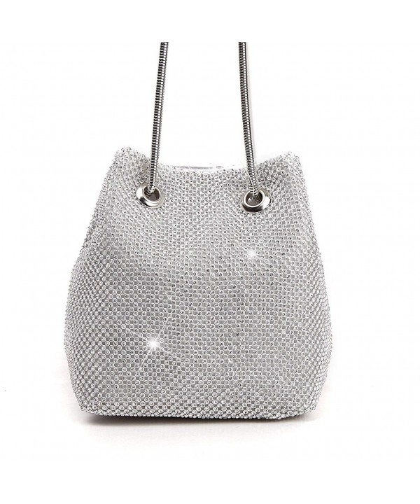 Luxury Rhinestones Evening Crossbody Wedding