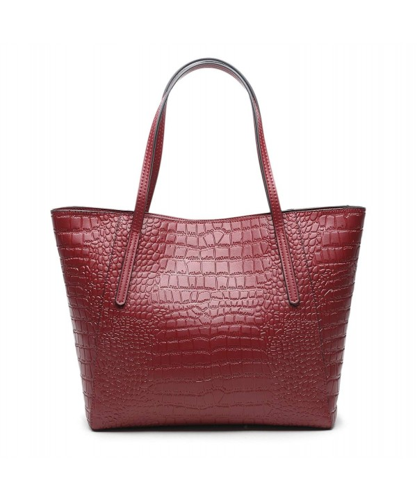 CHERRY CHICK Everyday Handbags Embossed