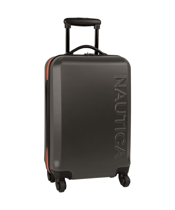 Nautica Hardside Expandable Spinner Luggage