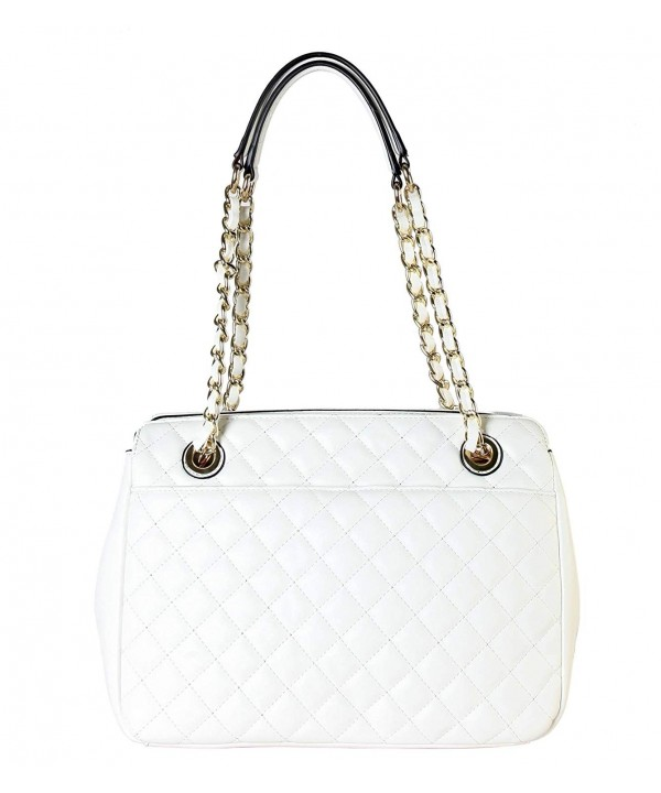 Rimen Leather Quilted Accented XX 3749