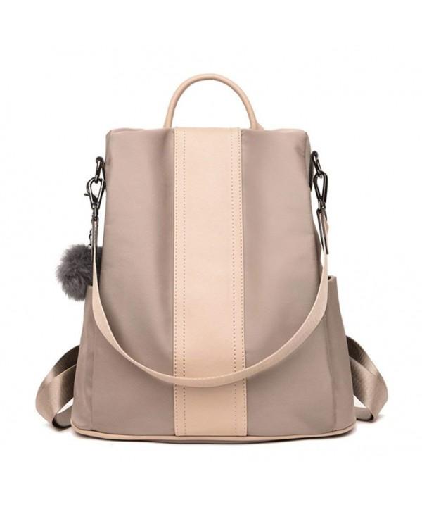 TJEtrade Backpack Waterproof Lightweight Anti theft
