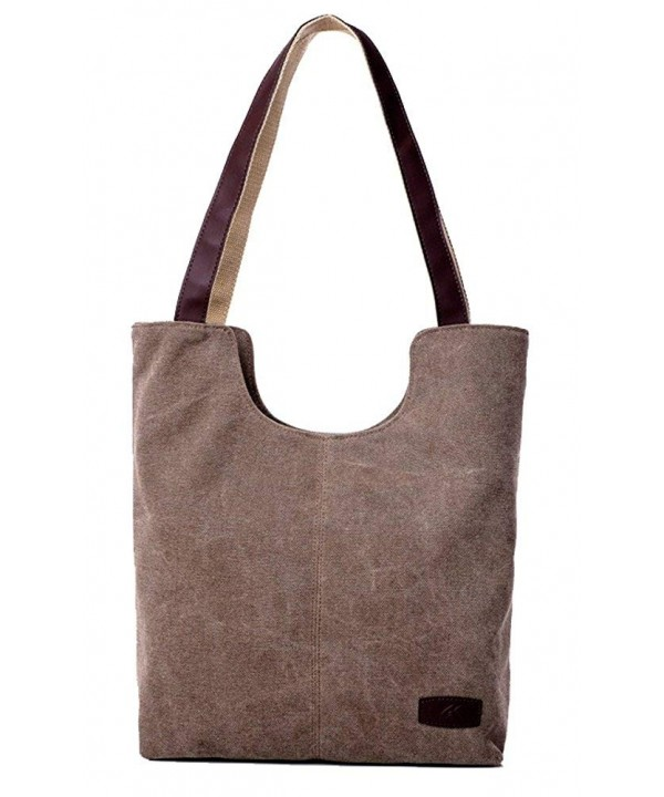 ilishop Simple Portable Canvas Shoulder