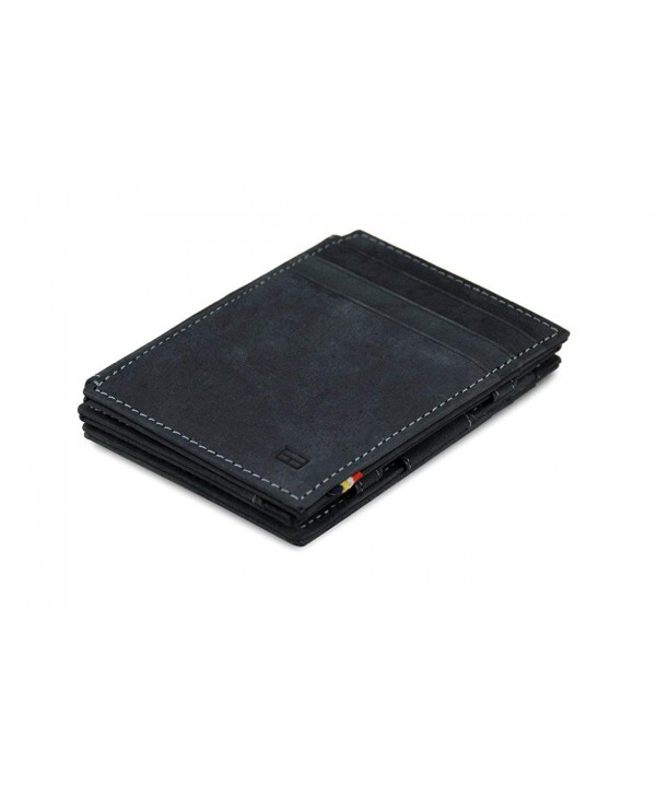 Garzini Wallet Leather Magistrale Vintage