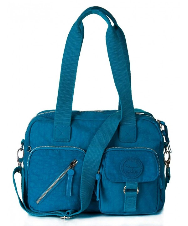 Fouvor Crossbody Waterproof Satchel Shoulder