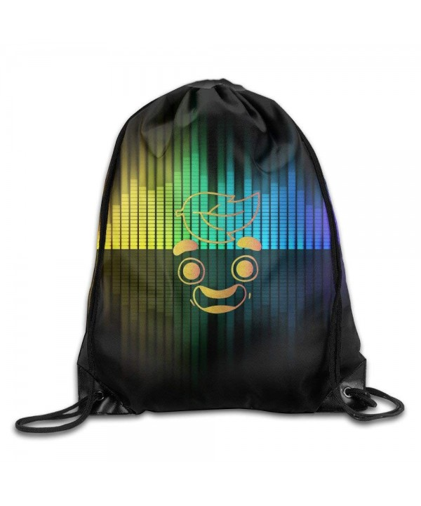 Guava Drawstring Backpack Rucksack Shoulder