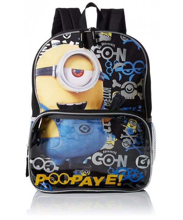 Despicable Me Despicableme Backpack Eyecon