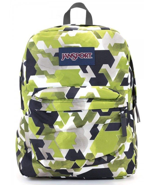 Jansport Superbreak Backpack Multi Angles