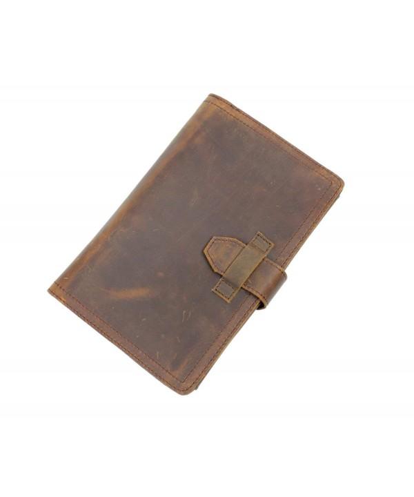 Vagabond Traveler Universal Leather Passport