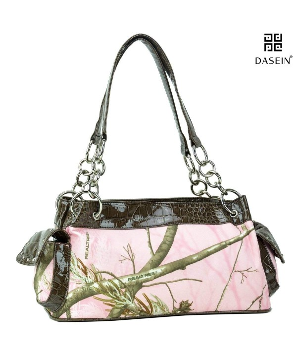 Realtree Handbags Camouflage Rhinestone Shoulder