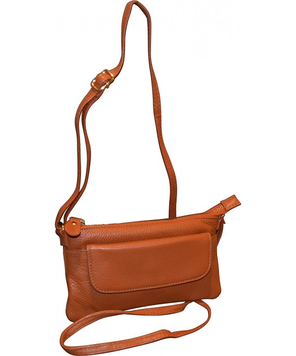 Collection Womens Leather Crossbody Protection