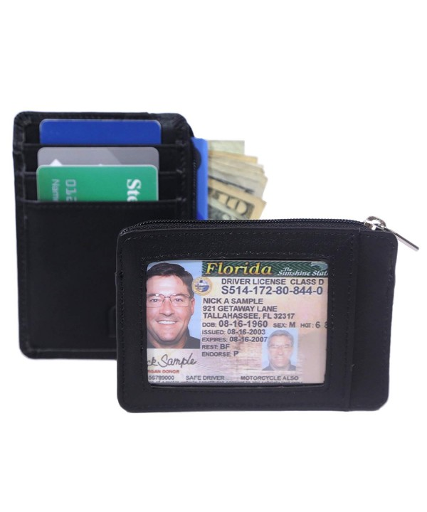 RFID Wallet Minis Women Pickpocketing
