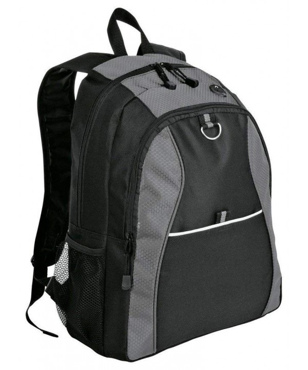 Company Improved Contrast Honeycomb Backpack