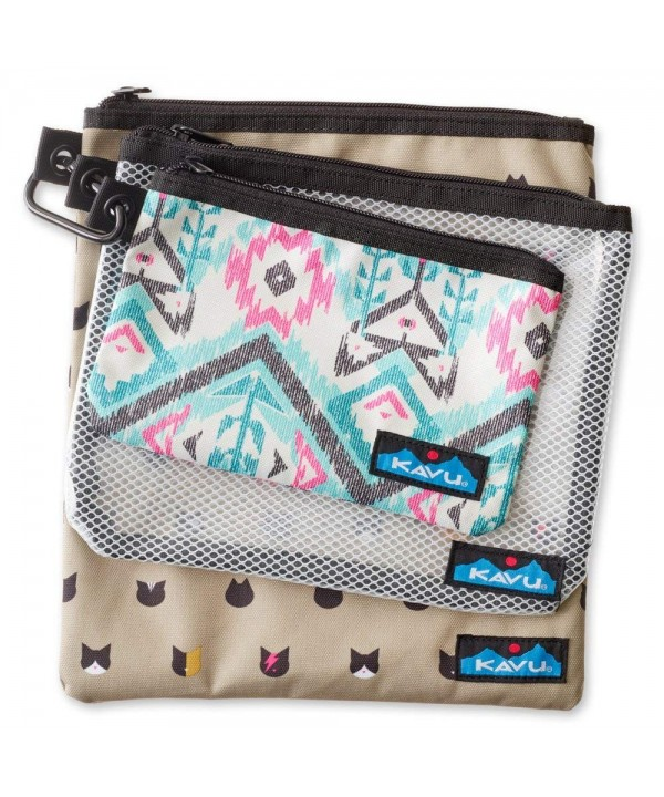 KAVU Goodie Bag Cattitude Size