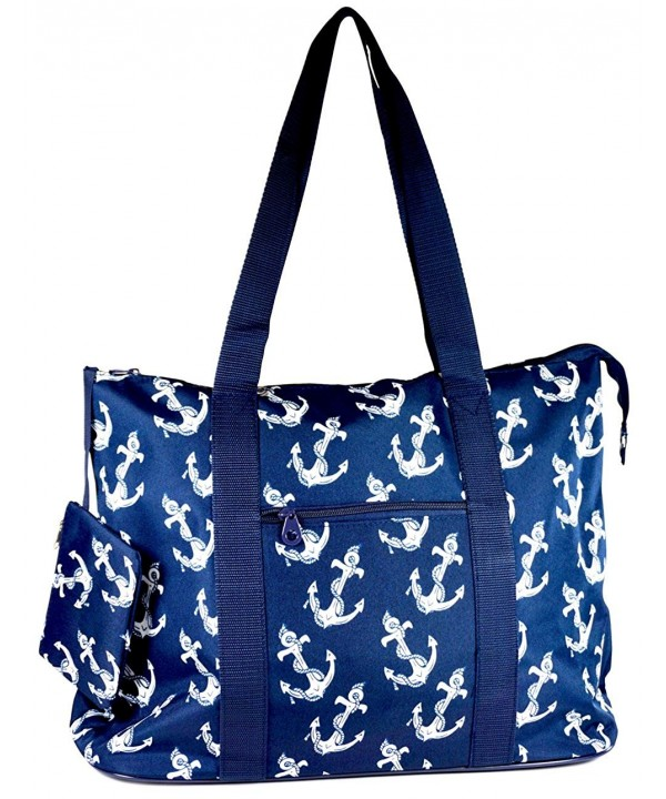 Ever Moda Anchor Tote X Large
