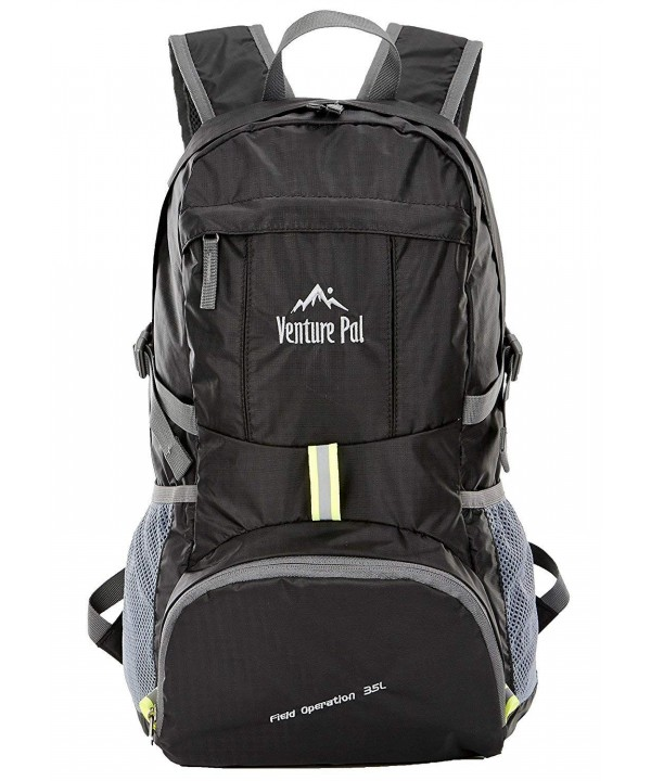 Venture Pal Lightweight Packable Daypack Black