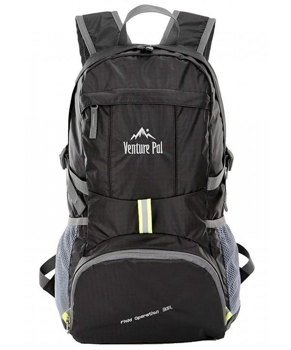 Venture Pal Lightweight Packable Daypack Black