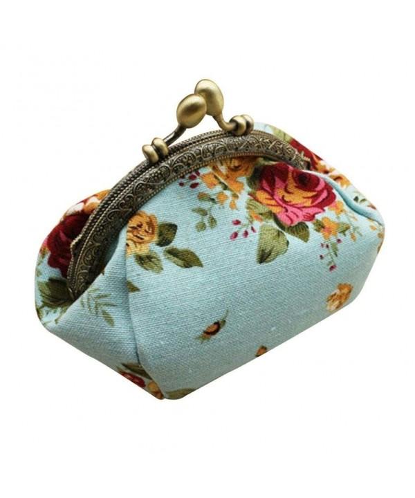 Wallet toraway Vintage Flower Clutch