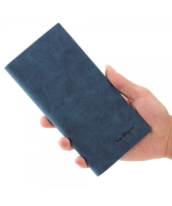 Mfeo Leather Durable Wallet Multi Card