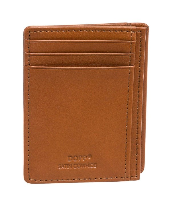 Dopp Leather Wallet Pocket Minimalist