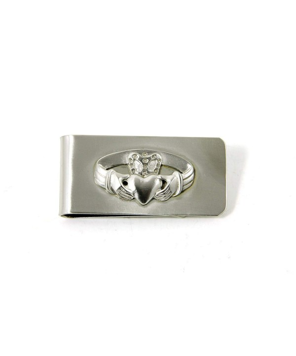Celtic Money Claddagh Stainless Ireland