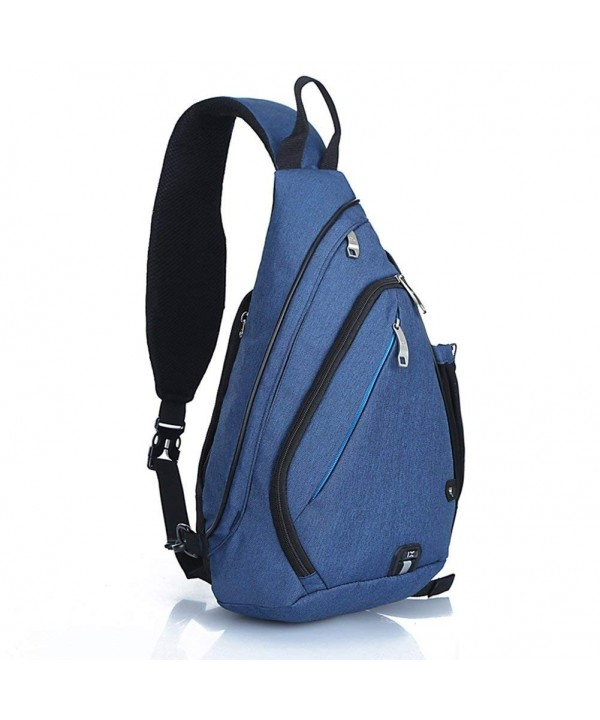 Rukie Crossbody Backpack Shoulder Triangle