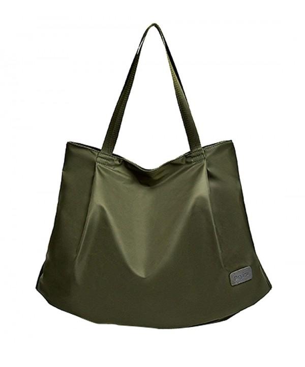 Degohome Waterproof Shoulder Weekend Shopping