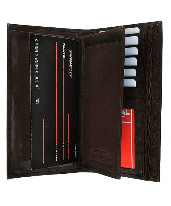 Check Book Credit Holder style