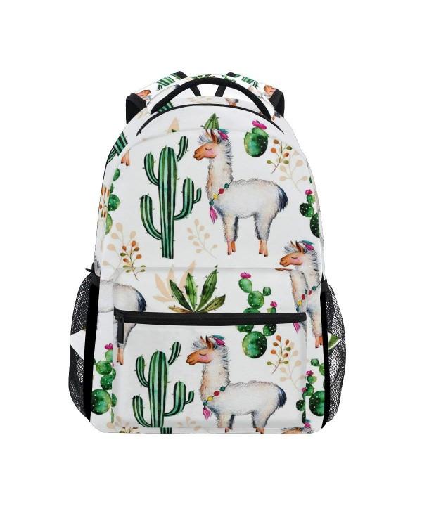 WXLIFE Animal Alpaca Backpack Shoulder