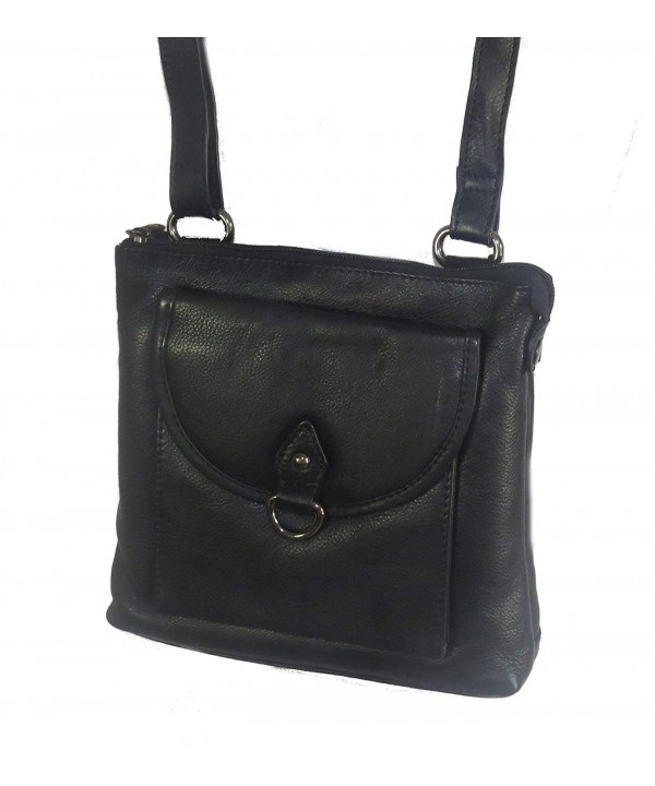 Paul Taylor Genuine Leather Crossbody