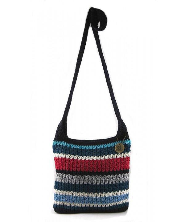 Sak Riviera Crochet Crossbody Handbag