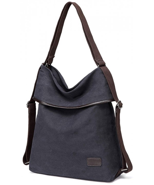 Shoulder Multifunctional Backpack Convertible Crossbody