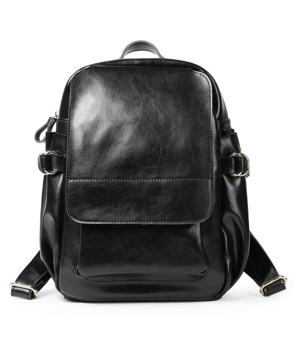 DoDoLove Leather Backpack Rucksack clearance
