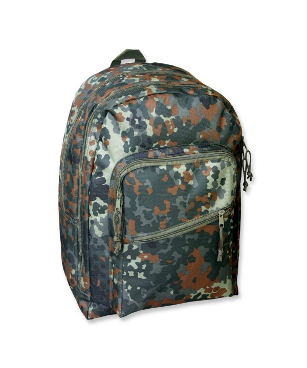 Mil tec Flecktarn Camouflage Day Pack
