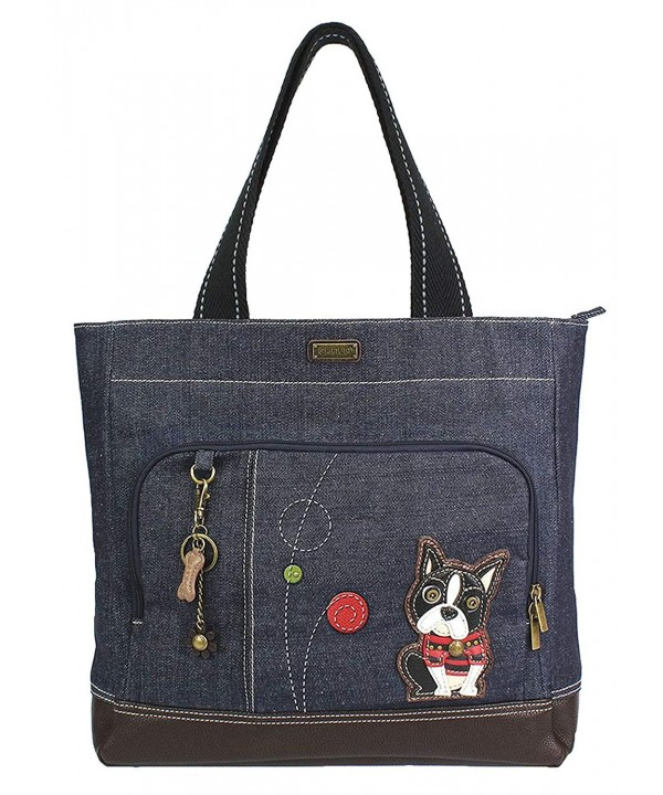 Chala Boston Terrier Pocket Shoulder