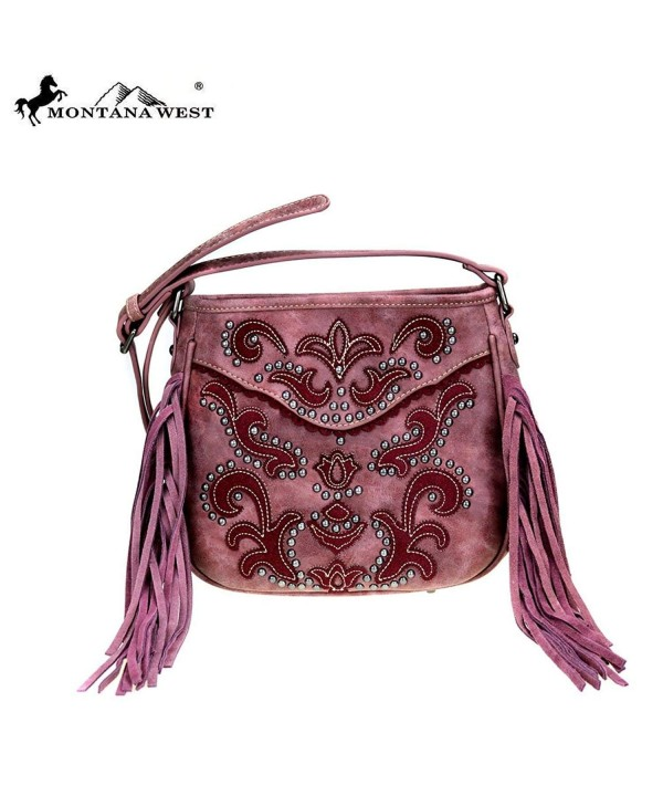 MW383 8360 Montana West Collection Crossbody