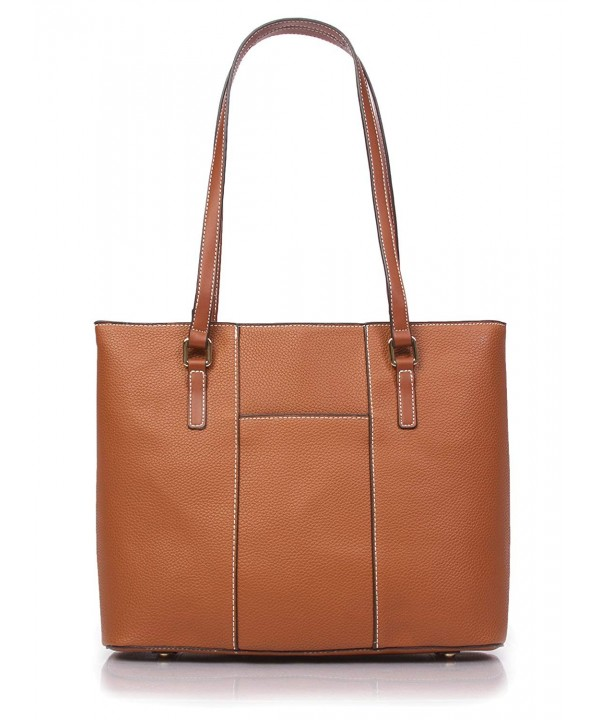 Korvara Womens Tote Bag Tan