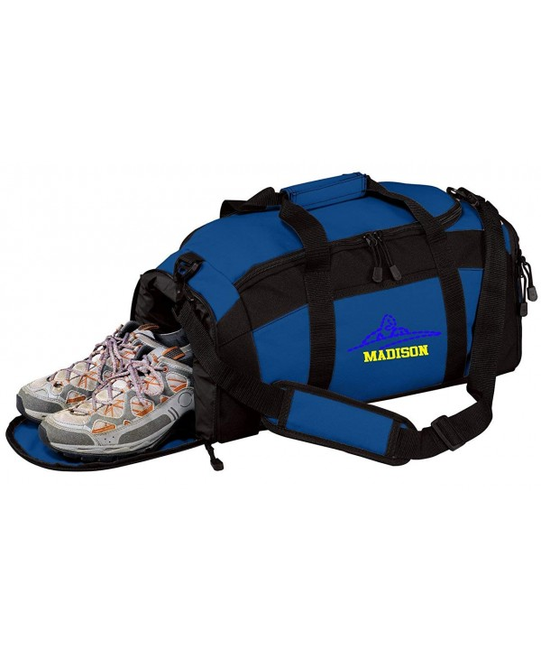 Personalized Swim Sports Duffel Royal