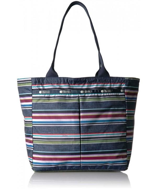 LeSportsac Classic Everygirl Handbag Indigo