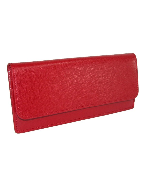 Royce Leather Womens Freedom Wallet