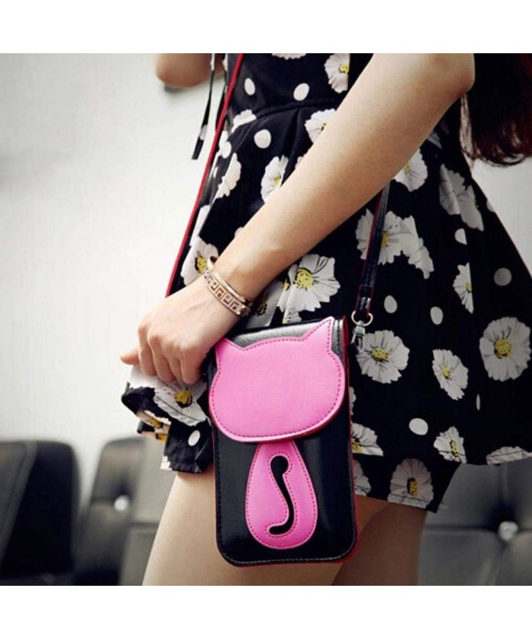 Hemlock Cartoon Purse Shoulder Handbags