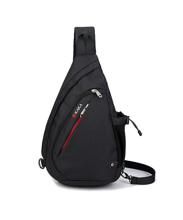 Sling Shoulder Crossbody Travel Backpack