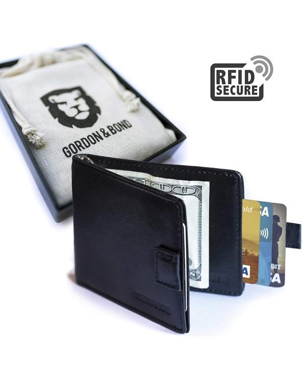 Gordon Bond Premium Leather Blocking
