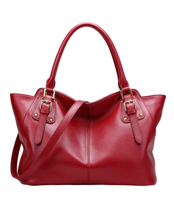 SALE AINIMOER Vintage Shoulder Top handle Handbags