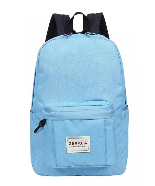 Zeraca Fashion Backpack Bookbags College