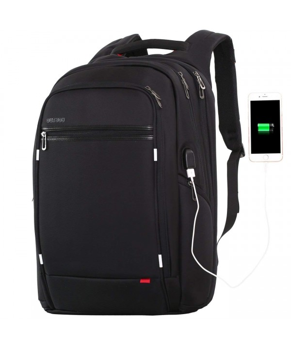 Backpack Resistant Polyester Charging Business