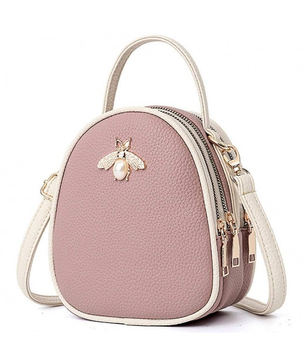 SiMYEER Crossbody Shoulder Messenger Handbags