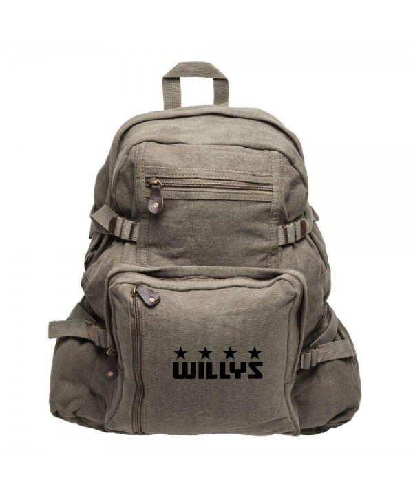 Freedom Military Army Heavyweight Backpack